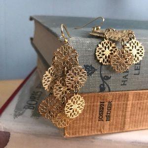 Fashion Fangle Earrings